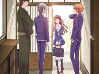 Fruits Basket Reveals First Trailer and Character Illustrations