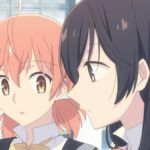 Bloom Into You Episode 10 Official Anime Screenshot