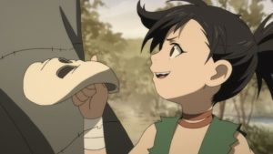 Dororo Official Anime Trailer Screenshot