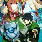 anime The Rising of the Shield Hero Key Visual