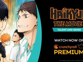 Crunchyroll Releases Two Haikyu!! Recap Movies