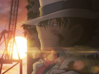 Detective Conan: The Fist of Blue Sapphire Releases Promotional Video