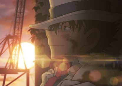 Detective Conan: The Fist of Blue Sapphire | Still of Kaito Kid
