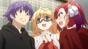 My Sister, My Writer Episode 9 Official Anime Screenshot