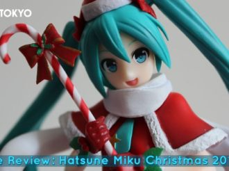 Figure Review: Hatsune Miku Christmas 2018 SPM