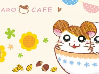 Hamtaro Cafe to Open in Tokyo and Saitama from January to February 2019