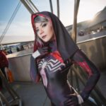 Gwenom (Marvel Comics) | Cosplay Gallery from Tokyo Comic Con 2018
