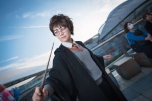 Harry Potter from the Harry Potter Series | Cosplay Gallery from Tokyo Comic Con 2018