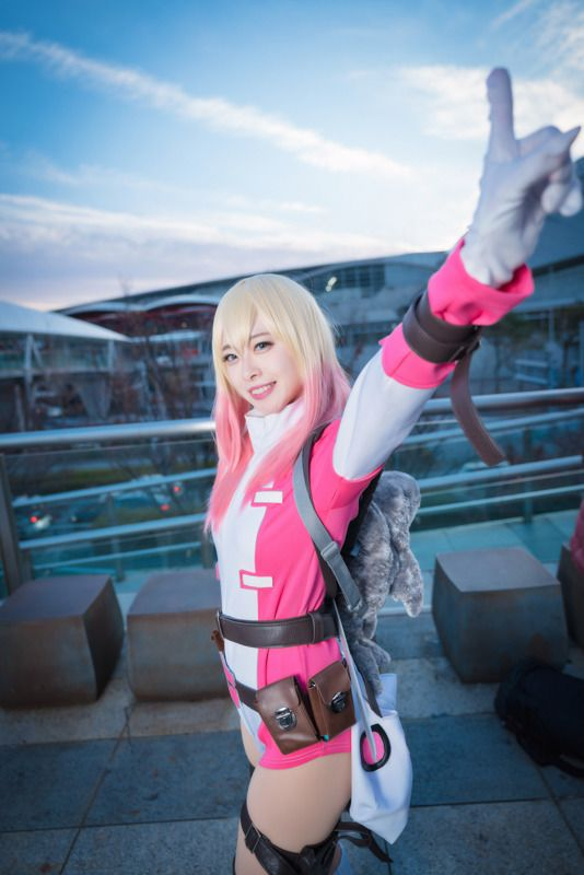 Gwenpool | Cosplay Gallery from Tokyo Comic Con 2018