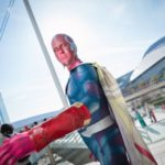 Vision from The Avengers | Cosplay Gallery from Tokyo Comic Con 2018