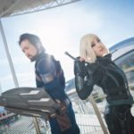 Captain America & Black Widow | Cosplay Gallery from Tokyo Comic Con 2018