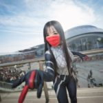 Silk from Spider-Man Spin-Off Silk | Cosplay Gallery from Tokyo Comic Con 2018
