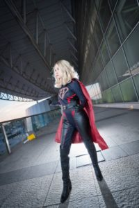 Overgirl   Cosplay Gallery from Tokyo Comic Con 2018
