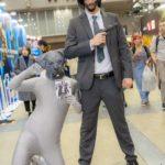 Dog from John Wick: Chapter 2 | Cosplay Gallery from Tokyo Comic Con 2018