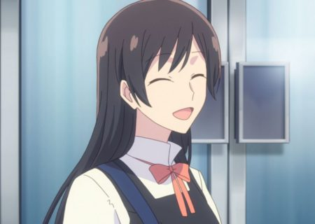 Bloom Into You Episode 11 Official Anime Screenshot