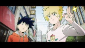 Mob Psycho 100 II Official Anime Trailer Screenshot