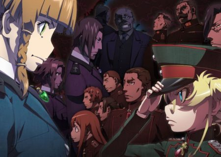 Youjo Senki: Saga of Tanya the Evil Anime Visual