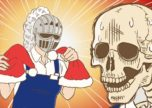 Skull-face Bookseller Honda-san Episode 12 Official Anime Screenshot