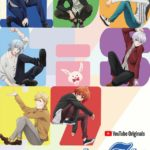 Idolish7 Vibrato Anime Key Visual