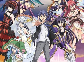 Date A Live III Reveals Key Visual