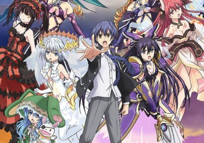 Date A Live III Key Visual