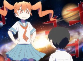 Ueno-san wa Bukiyou Introduces New Characters in Third Trailer