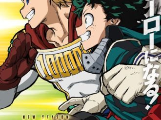 My Hero Academia's Fourth Season to Air Fall 2019
