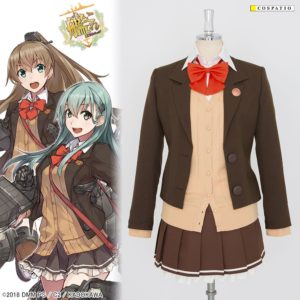 Kantai Collection Cosplay Clothes | MANGA.TOKYO Anime Merchandise Monday (December 2018) (C)DMM PS / C2 / KADOKAWA