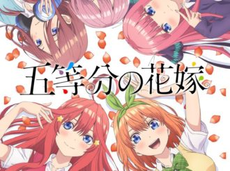 The Quintessential Quintuplets Reveals Trailer Featuring Opening Theme