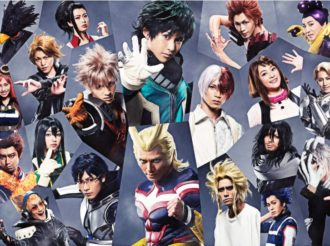 My Hero Academia: The 'Ultra' Stage Reveals Cast and Staff Members