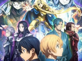 Sword Art Online Alicization Reveals Key Visual and Trailer for Second Cour