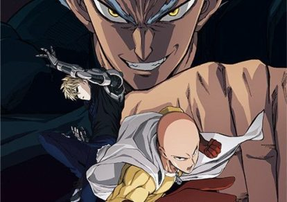 One-Punch Man 2nd Season Anime Visual