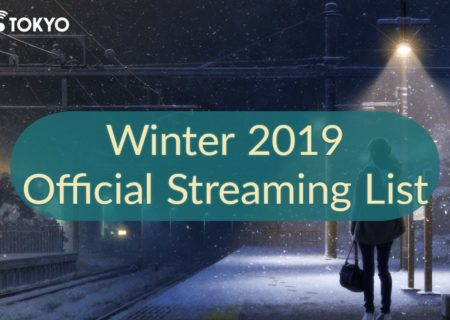 Winter 2019: Official Streaming List | MANGA.TOKYO