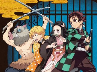 Demon Slayer: Kimetsu no Yaiba Reveals New Key Visual and PV