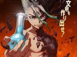 TV Anime Dr. Stone Reveals New Visual and PV