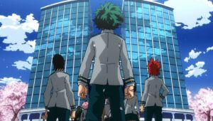 My Hero Academia Season 4 Anime Trailer Official Screenshot