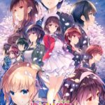 SaeKano: How to Raise a Boring Girlfriend Fine Anime Visual