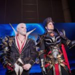 Maul as Urias (@maul_cosplay) & Leo as Rowen(@leontefashion)/ Photographer: Hanmo