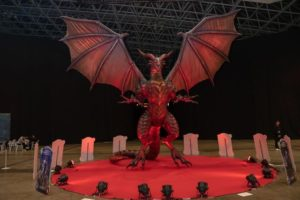 Bahamut | Cosplay and Report from Shadowverse Grand Prix 2018 | MANGA.TOKYO