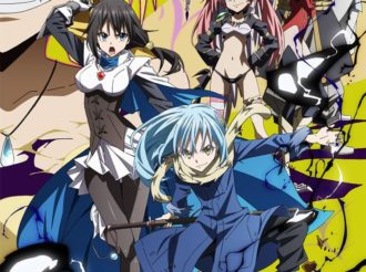 That Time I Got Reincarnated as a Slime Reveals Visual for Second Half of Series