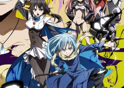 That Time I Got Reincarnated as a Slime New Anime Visual
