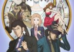 Lupin the Third: Goodbye Partner Anime Visual