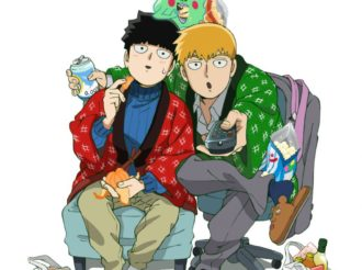 Mob Psycho 100 II Reveals Monthly Visual for January and Cast Comments