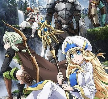 Goblin Slayer Anime Visual