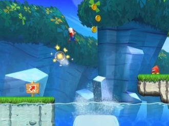 Nintendo Releases New Ad For Super Mario Bros. U Deluxe