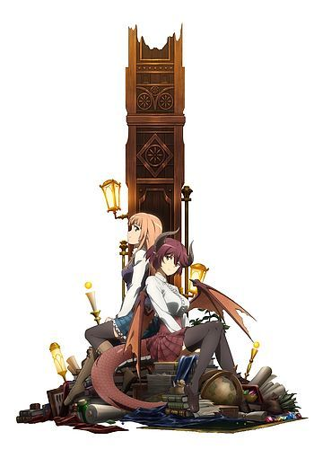 Manaria Friends Anime Visual