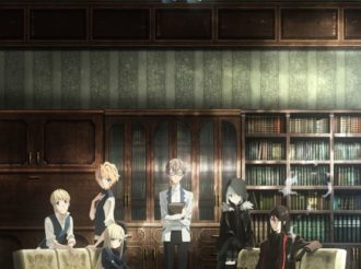 Lord El-Melloi II Case Files Anime Announced