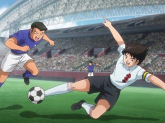 Captain Tsubasa Episode 40 Preview Stills and Synopsis