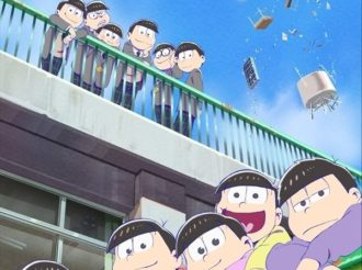 Mr Osomatsu The Movie Releases Trailer and Key Visual