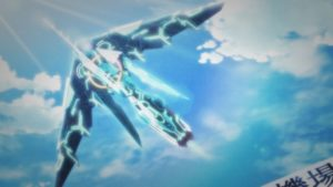 Girly Air Force Episode 1 Official Anime Screenshot
